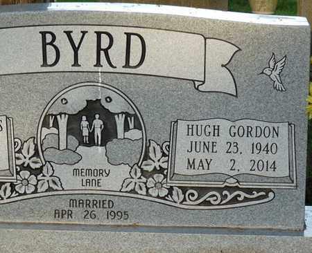 BYRD, HUGH GORDON - Colbert County, Alabama | HUGH GORDON BYRD - Alabama Gravestone Photos
