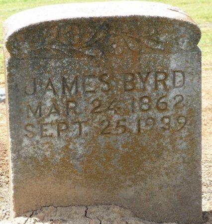 BYRD, JAMES - Colbert County, Alabama | JAMES BYRD - Alabama Gravestone Photos