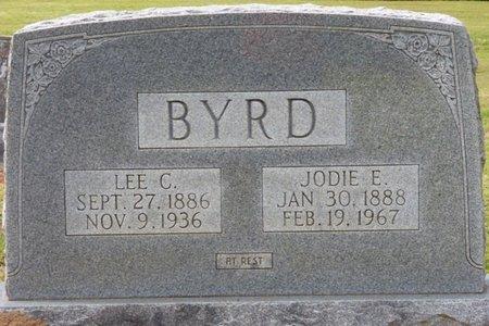 BYRD, LEE C - Colbert County, Alabama | LEE C BYRD - Alabama Gravestone Photos