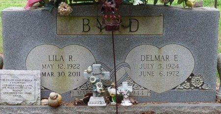 BYRD, LILA R - Colbert County, Alabama | LILA R BYRD - Alabama Gravestone Photos