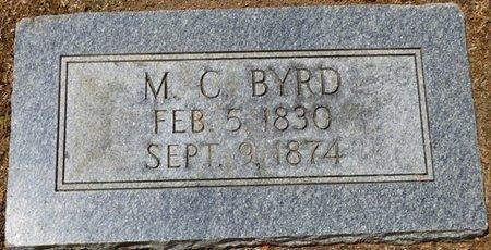BYRD SR., MICHAEL CICERO - Colbert County, Alabama   MICHAEL CICERO BYRD SR. - Alabama Gravestone Photos