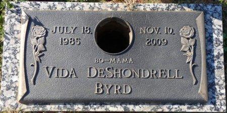 BYRD, VIDA DESHONDRELL - Colbert County, Alabama | VIDA DESHONDRELL BYRD - Alabama Gravestone Photos