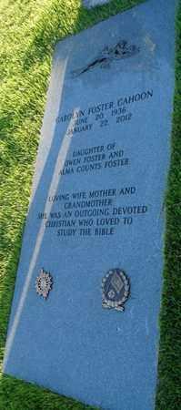 CAHOON, ANNA CAROLYN - Colbert County, Alabama   ANNA CAROLYN CAHOON - Alabama Gravestone Photos