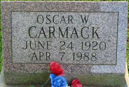 CARMACK, OSCAR WILLIAM - Colbert County, Alabama   OSCAR WILLIAM CARMACK - Alabama Gravestone Photos