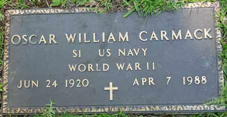 CARMACK (VETERAN WWII), OSCAR WILLIAM - Colbert County, Alabama | OSCAR WILLIAM CARMACK (VETERAN WWII) - Alabama Gravestone Photos