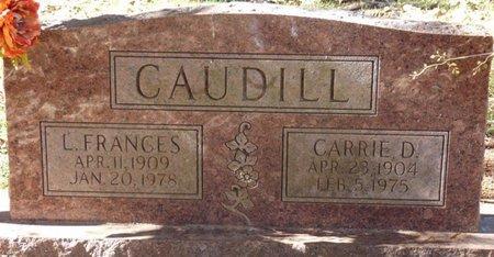 CAUDILL, CARRIE DINE - Colbert County, Alabama | CARRIE DINE CAUDILL - Alabama Gravestone Photos