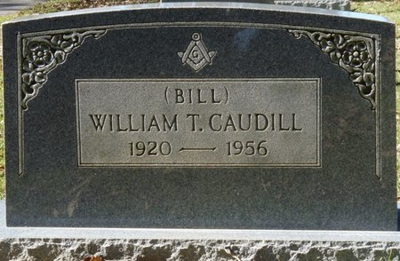 "CAUDILL, WILLIAM T ""BILL"" - Colbert County, Alabama 