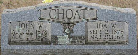 COX CHOAT, IDA WESTON - Colbert County, Alabama | IDA WESTON COX CHOAT - Alabama Gravestone Photos
