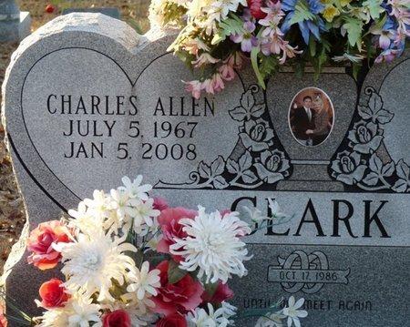 CLARK, CHARLES ALLEN - Colbert County, Alabama | CHARLES ALLEN CLARK - Alabama Gravestone Photos