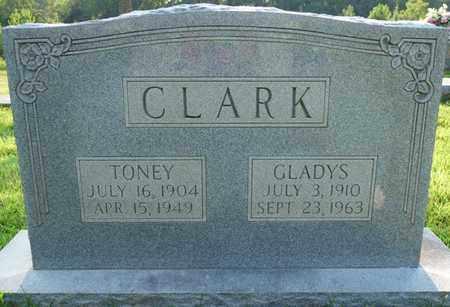 CLARK, GLADYS - Colbert County, Alabama | GLADYS CLARK - Alabama Gravestone Photos