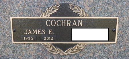 COCHRAN, JAMES EDWARD - Colbert County, Alabama | JAMES EDWARD COCHRAN - Alabama Gravestone Photos