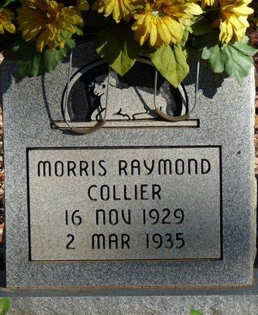 COLLIER, MORRIS RAYMOND - Colbert County, Alabama | MORRIS RAYMOND COLLIER - Alabama Gravestone Photos