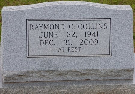 COLLINS, RAYMOND C - Colbert County, Alabama | RAYMOND C COLLINS - Alabama Gravestone Photos