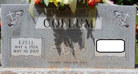 COLLUM, FRANCIS EZELL - Colbert County, Alabama   FRANCIS EZELL COLLUM - Alabama Gravestone Photos