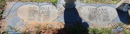 COPELAND, SANDRA KAY - Colbert County, Alabama   SANDRA KAY COPELAND - Alabama Gravestone Photos
