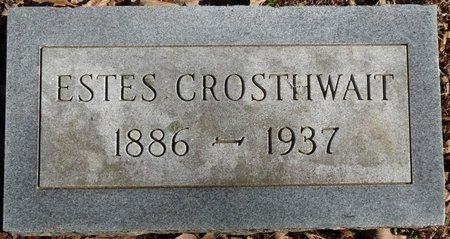CROSTHWAIT, ESTES - Colbert County, Alabama | ESTES CROSTHWAIT - Alabama Gravestone Photos