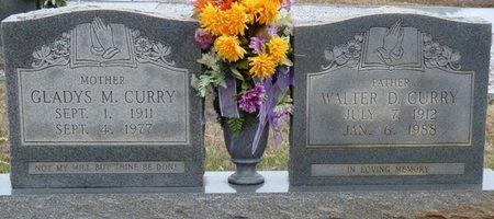 CURRY, GLADYS MELVINA - Colbert County, Alabama   GLADYS MELVINA CURRY - Alabama Gravestone Photos