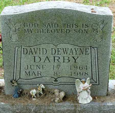 DARBY, DAVID DEWAYNE - Colbert County, Alabama | DAVID DEWAYNE DARBY - Alabama Gravestone Photos