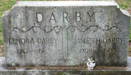 DARBY, LENORA - Colbert County, Alabama   LENORA DARBY - Alabama Gravestone Photos