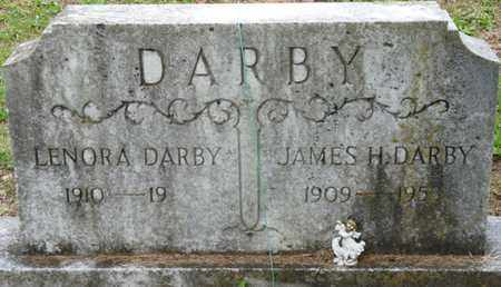 DARBY, JAMES H - Colbert County, Alabama | JAMES H DARBY - Alabama Gravestone Photos