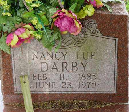 DARBY, NANCY LUE - Colbert County, Alabama   NANCY LUE DARBY - Alabama Gravestone Photos