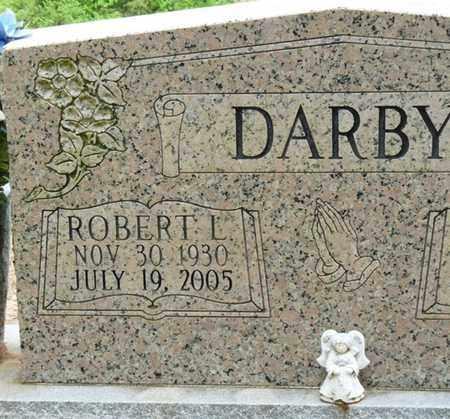 DARBY, ROBERT L - Colbert County, Alabama | ROBERT L DARBY - Alabama Gravestone Photos