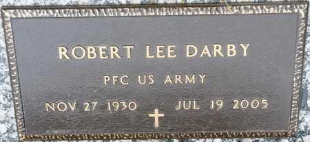 DARBY (VETERAN), ROBERT LEE - Colbert County, Alabama   ROBERT LEE DARBY (VETERAN) - Alabama Gravestone Photos