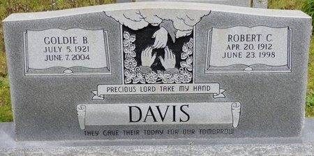 DAVIS, ROBERT CLAUDE - Colbert County, Alabama | ROBERT CLAUDE DAVIS - Alabama Gravestone Photos