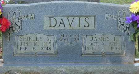 DAVIS, SHIRLEY S - Colbert County, Alabama | SHIRLEY S DAVIS - Alabama Gravestone Photos