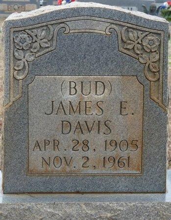 "DAVIS, JAMES E ""BUD"" - Colbert County, Alabama | JAMES E ""BUD"" DAVIS - Alabama Gravestone Photos"