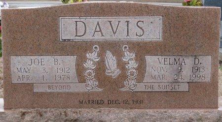 MEDFORD DAVIS, VELMA DEAN - Colbert County, Alabama   VELMA DEAN MEDFORD DAVIS - Alabama Gravestone Photos