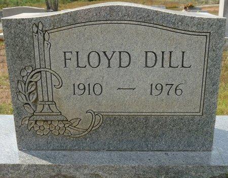 DILL, FLOYD - Colbert County, Alabama | FLOYD DILL - Alabama Gravestone Photos