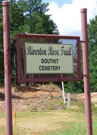 *DOUTHIT, CEMETERY - Colbert County, Alabama   CEMETERY *DOUTHIT - Alabama Gravestone Photos