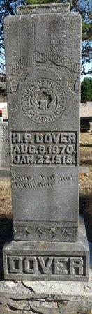 "DOVER, HAMPTON P. ""HAMP"" - Colbert County, Alabama | HAMPTON P. ""HAMP"" DOVER - Alabama Gravestone Photos"