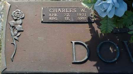 DOWDY, CHARLES W - Colbert County, Alabama | CHARLES W DOWDY - Alabama Gravestone Photos
