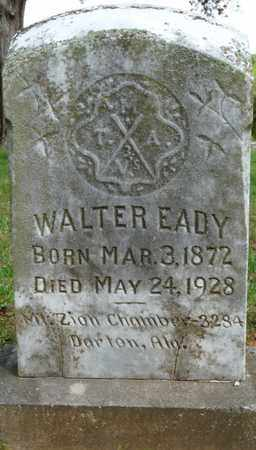 EADY, WALTER - Colbert County, Alabama | WALTER EADY - Alabama Gravestone Photos