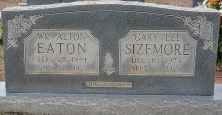 SIZEMORE, GARY LEE - Colbert County, Alabama | GARY LEE SIZEMORE - Alabama Gravestone Photos