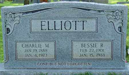 ELLIOTT, BESSIE R - Colbert County, Alabama | BESSIE R ELLIOTT - Alabama Gravestone Photos