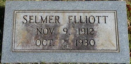 ELLIOTT, FOY SELMER - Colbert County, Alabama | FOY SELMER ELLIOTT - Alabama Gravestone Photos