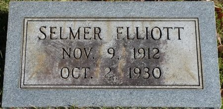 SHARPTON ELLIOTT, FOY SELMER - Colbert County, Alabama | FOY SELMER SHARPTON ELLIOTT - Alabama Gravestone Photos