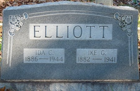 ELLIOTT, IDA C - Colbert County, Alabama | IDA C ELLIOTT - Alabama Gravestone Photos