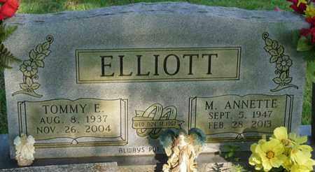 ELLIOTT, TOMMY EDMOND - Colbert County, Alabama | TOMMY EDMOND ELLIOTT - Alabama Gravestone Photos