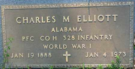 "ELLIOTT (VETERAN WWI), CHARLES M ""CHARLIE"" - Colbert County, Alabama | CHARLES M ""CHARLIE"" ELLIOTT (VETERAN WWI) - Alabama Gravestone Photos"