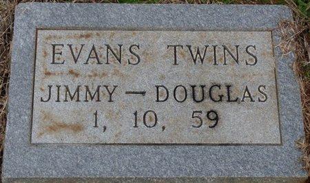 EVANS, DOUGLAS - Colbert County, Alabama | DOUGLAS EVANS - Alabama Gravestone Photos