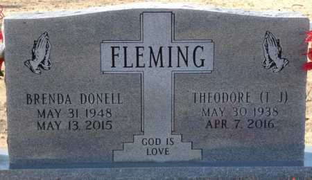 FLEMING, BRENDA DONELL - Colbert County, Alabama | BRENDA DONELL FLEMING - Alabama Gravestone Photos