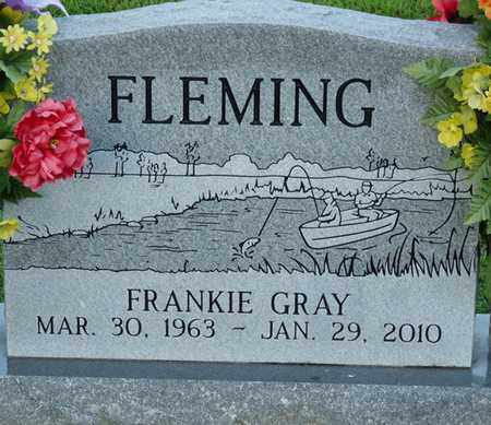 FLEMING, FRANKIE GRAY - Colbert County, Alabama | FRANKIE GRAY FLEMING - Alabama Gravestone Photos