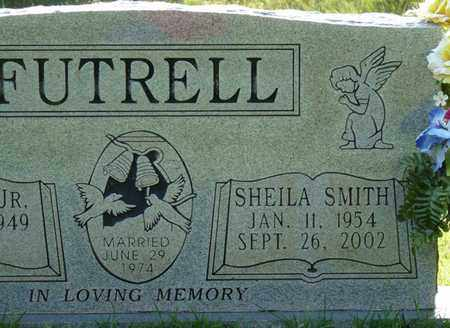 SMITH FUTRELL, SHEILA ANNELL - Colbert County, Alabama | SHEILA ANNELL SMITH FUTRELL - Alabama Gravestone Photos