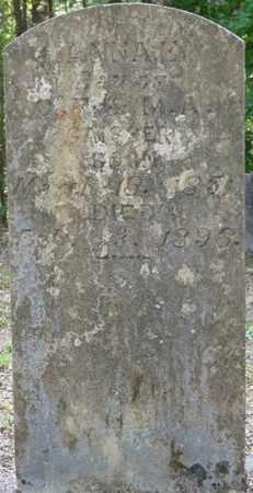 GAISSER, ANNA ELIZABETH - Colbert County, Alabama   ANNA ELIZABETH GAISSER - Alabama Gravestone Photos
