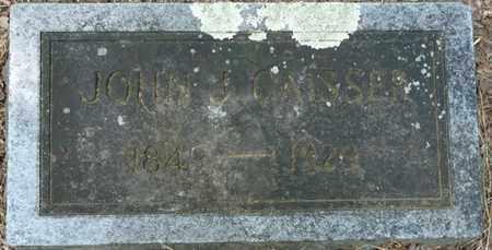 GAISSER, JOHN J - Colbert County, Alabama   JOHN J GAISSER - Alabama Gravestone Photos