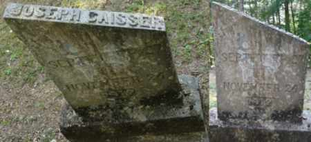 GAISSER, JOSEPH - Colbert County, Alabama | JOSEPH GAISSER - Alabama Gravestone Photos